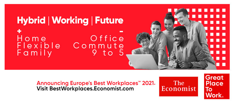 Great Place to Work Europe