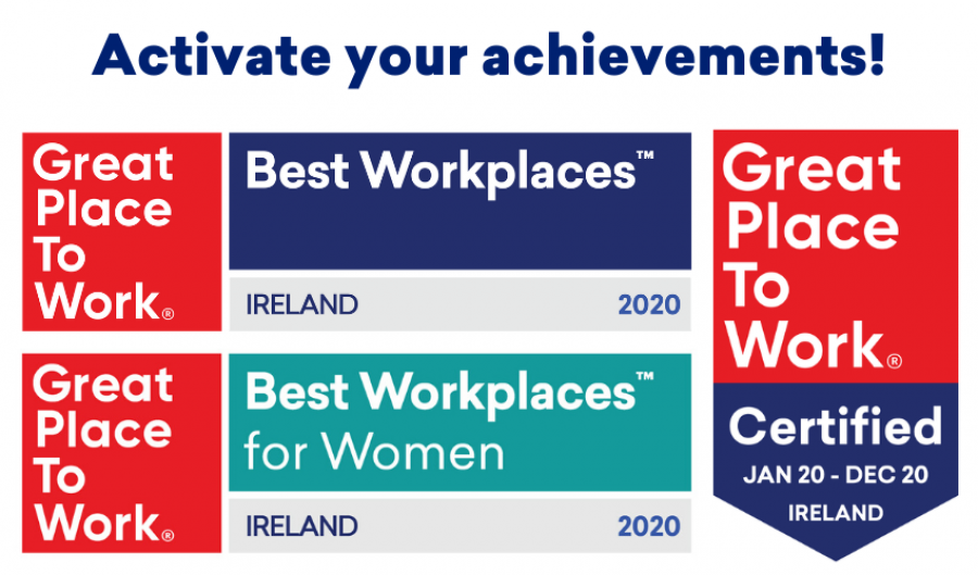 10 Ways to Activate your Great Place to Work Recognition