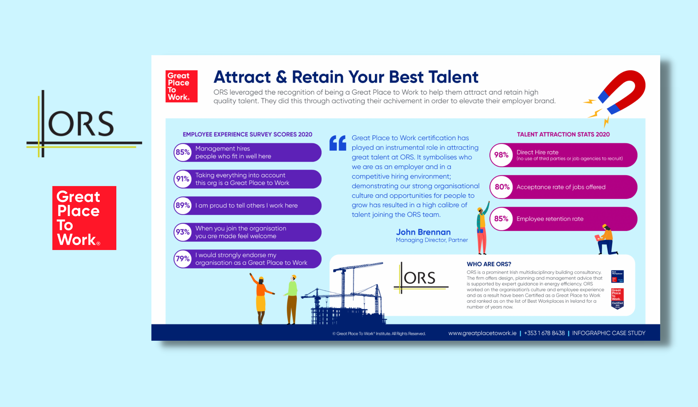 How ORS Attracts and Retains Top Talent