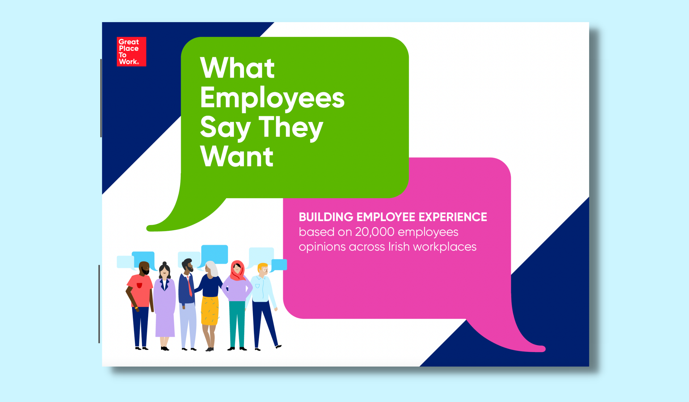 What Employees Say They Want: 20,000 Irish employees opinions