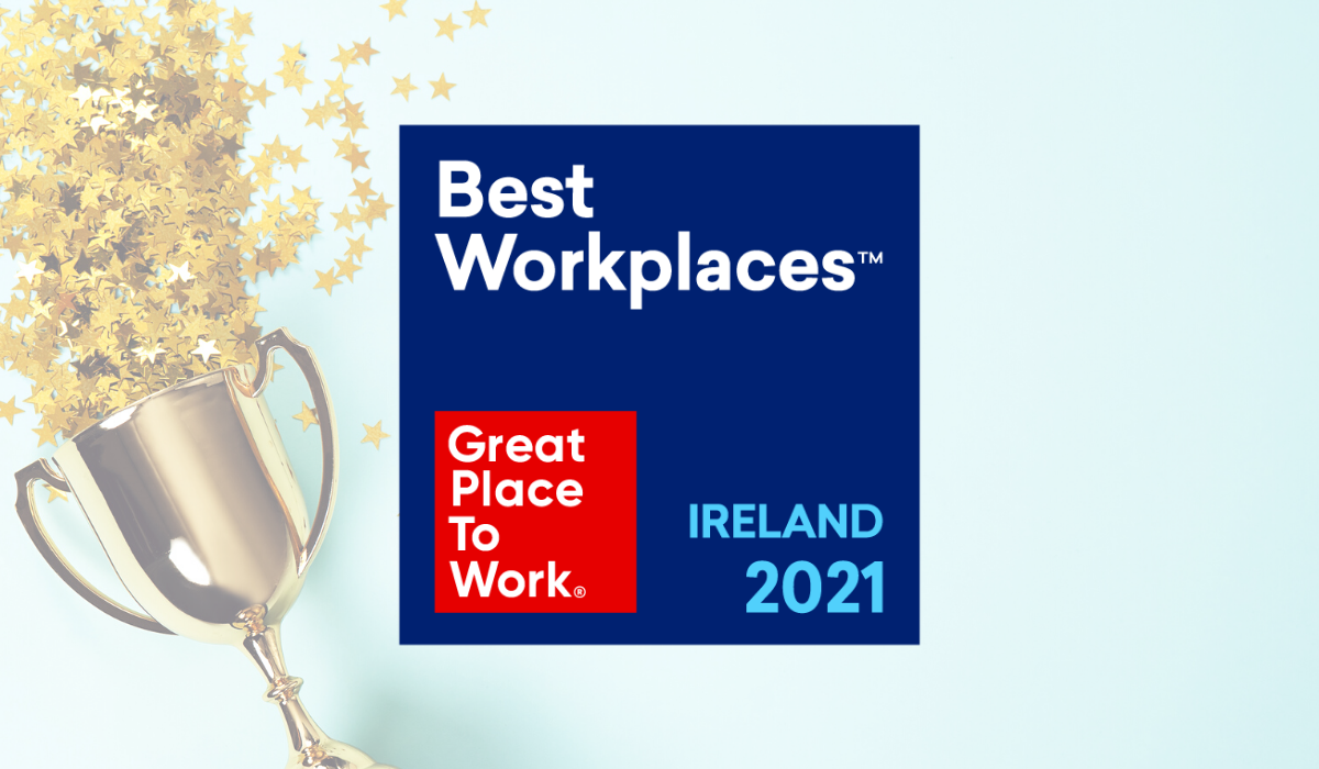Ireland's Best Workplaces 2021
